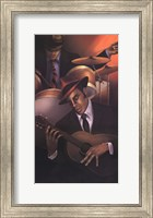 Jazz City 3 Fine-Art Print
