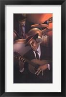Jazz City 3 Fine-Art Print