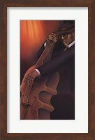 Jazz City 4 Fine-Art Print