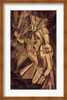 Nude Descending a Staircase, No. 2, 1912 Fine-Art Print