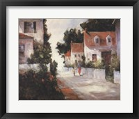 On Sea Street Fine-Art Print