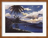 Caribbean Paradise Fine-Art Print
