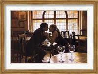 First Kiss Fine-Art Print