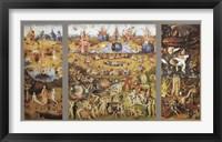 The Garden of Delights c. 1480 Fine-Art Print