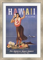 Hawaii by Clipper Fine-Art Print