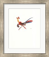 Red Rooster Fine-Art Print