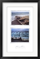 Beached Boats Fine-Art Print