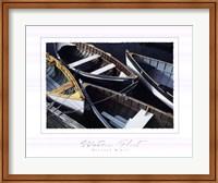 Wooden Fleet Fine-Art Print