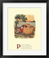 Peter, Peter Pumpkin Eater Fine-Art Print