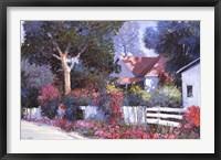 Cottonwood Lane Fine-Art Print
