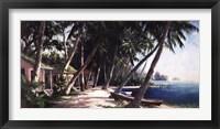Island Haus Cottages Fine-Art Print