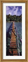 Bridge to Paradise Fine-Art Print