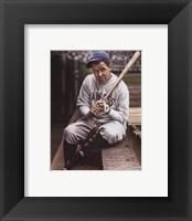 Babe Ruth Fine-Art Print