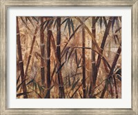 Bamboo Forest I Fine-Art Print