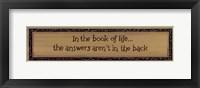 Book Of Life Fine-Art Print