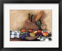 Basket And Bowl Fine-Art Print