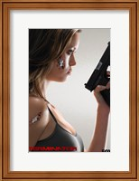 Terminator: The Sarah Connor Chronicles - style BD Wall Poster