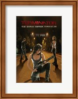 Terminator: The Sarah Connor Chronicles - style S Wall Poster
