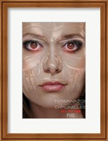 Terminator: The Sarah Connor Chronicles - style AT Wall Poster