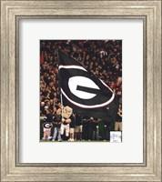 Georgia Bulldogs Mascot 2008 Fine-Art Print