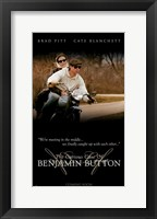 The Curious Case of Benjamin Button, c.2008 - style H Wall Poster