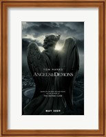 Angels and Demons, c.2009 - teaser Wall Poster