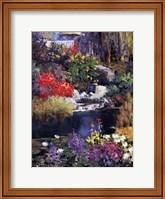 Backyard Pond Fine-Art Print