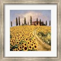 Sunflowers I Fine-Art Print