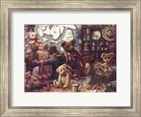 Teddy Bear Workshoppe Fine-Art Print