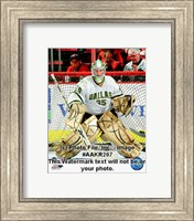 Marty Turco 2008-09 Away Action Fine-Art Print