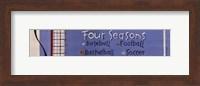 Four Seasons Fine-Art Print