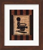 Shaving - mini Fine-Art Print