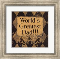 Worlds Greatest Dad Fine-Art Print