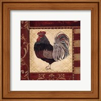 Red Rooster IV Fine-Art Print