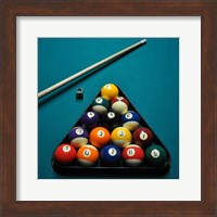 Pool Table I Fine-Art Print