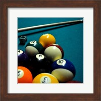 Pool Table II Fine-Art Print