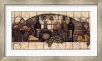Wine, Fruit, 'N Cheese Pantry Fine-Art Print