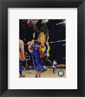 Lamar Odom Game One of the 2009 NBA Finals  (#4) Fine-Art Print