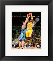 Kobe Bryant Game One of the 2009 NBA Finals  (#2) Fine-Art Print