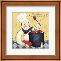 Soup Chef Fine-Art Print