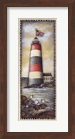 Summer Lighthouse Fine-Art Print