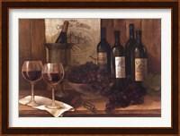 Vintage Wine Fine-Art Print