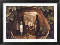 At the Winery Fine-Art Print