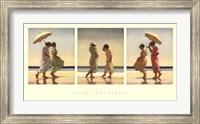 Summer Days Triptych Fine-Art Print