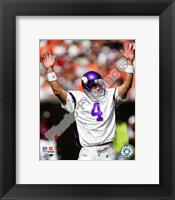 Brett Favre 2009 Celebration Fine-Art Print