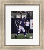 Brett Favre 2009 Action Fine-Art Print