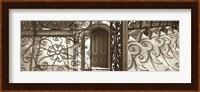 Through The Gate I Fine-Art Print