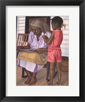 Grandma and Me Fine-Art Print