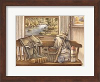 Fishing Gear Fine-Art Print