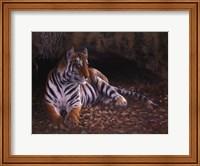 Tiger's Lair Fine-Art Print